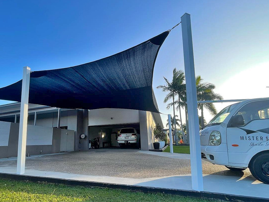 Domestic Home Shade Sail Covers